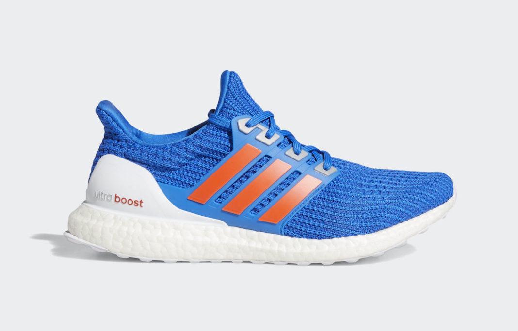 adidas Ultra Boost DNA Football Blue G55462