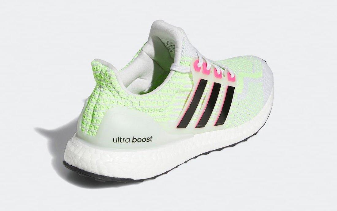 adidas Ultra Boost DNA Signal Green G58755 Release Date Info
