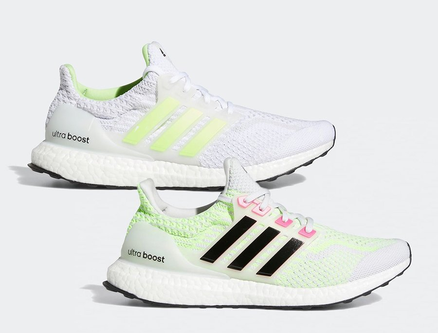 adidas Ultra Boost DNA Signal Green Pack Release Date