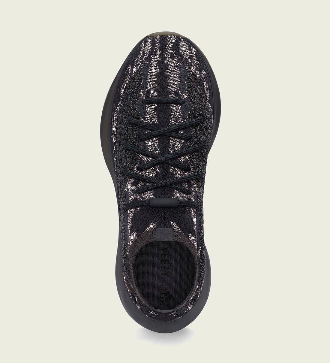 adidas Yeezy 380 Onyx Reflective Release Date