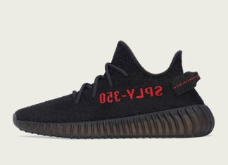 adidas Yeezy Boost 350 V2 Bred Black Red CP9652 2020 Restock