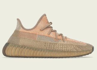 adidas Yeezy Boost 350 V2 Sand Taupe FZ5241 Release Date Price