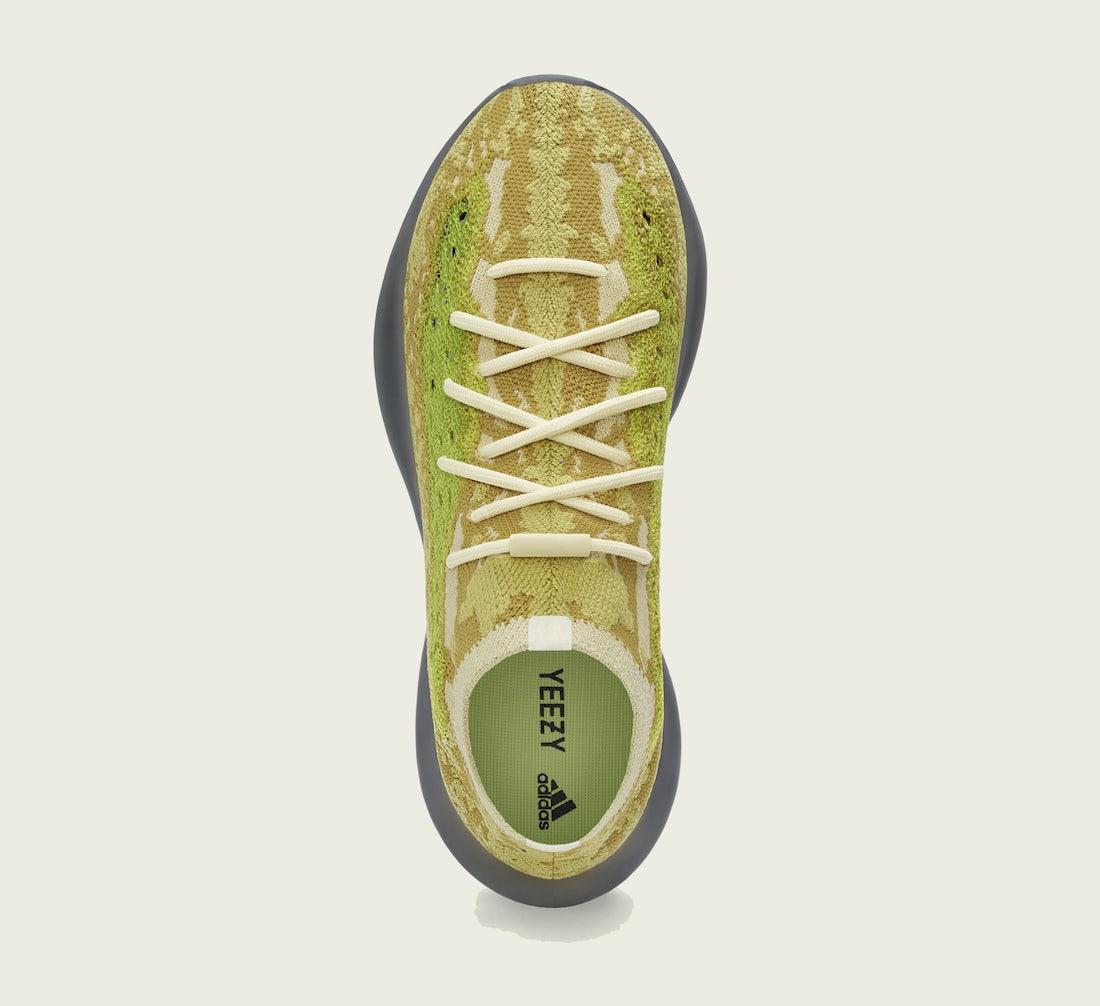 adidas Yeezy Boost 380 Hylte Glow FZ4990 Release Date
