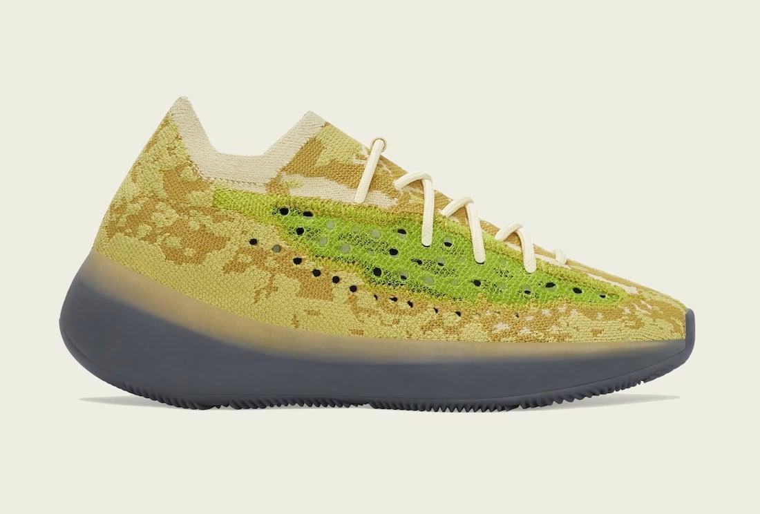 adidas Yeezy Boost 380 Hylte Glow FZ4994
