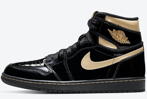 Air Jordan 1 Black Gold Release Date