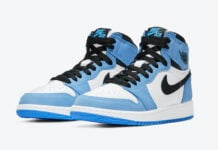 Air Jordan 1 GS University Blue 575441-134 Release Date
