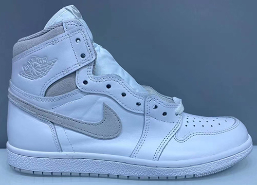 Air Jordan 1 Hi 85 Neutral Grey 2021 Release Date