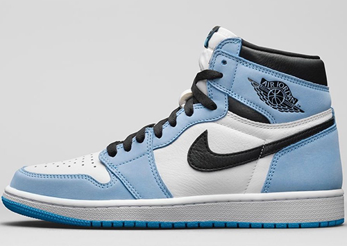 Air Jordan 1 High OG University Blue Release Date