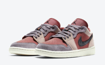 Air Jordan 1 Low Canyon Rust DC0774-602 Release Date Info