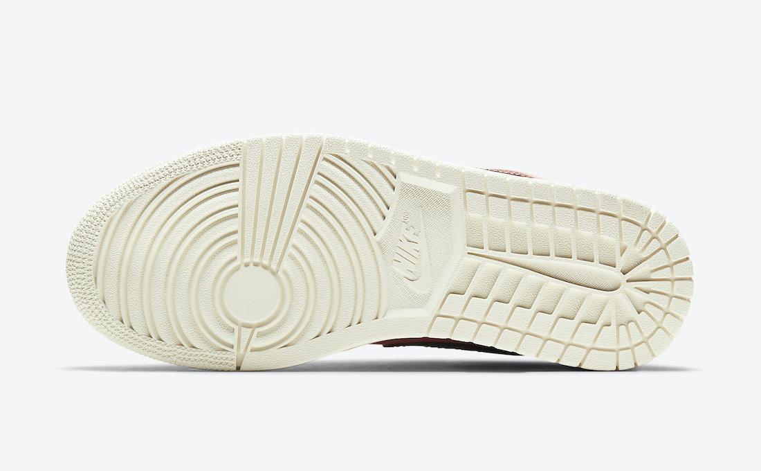 Air Jordan 1 Low Canyon Rust DC0774-602 Release Date Info