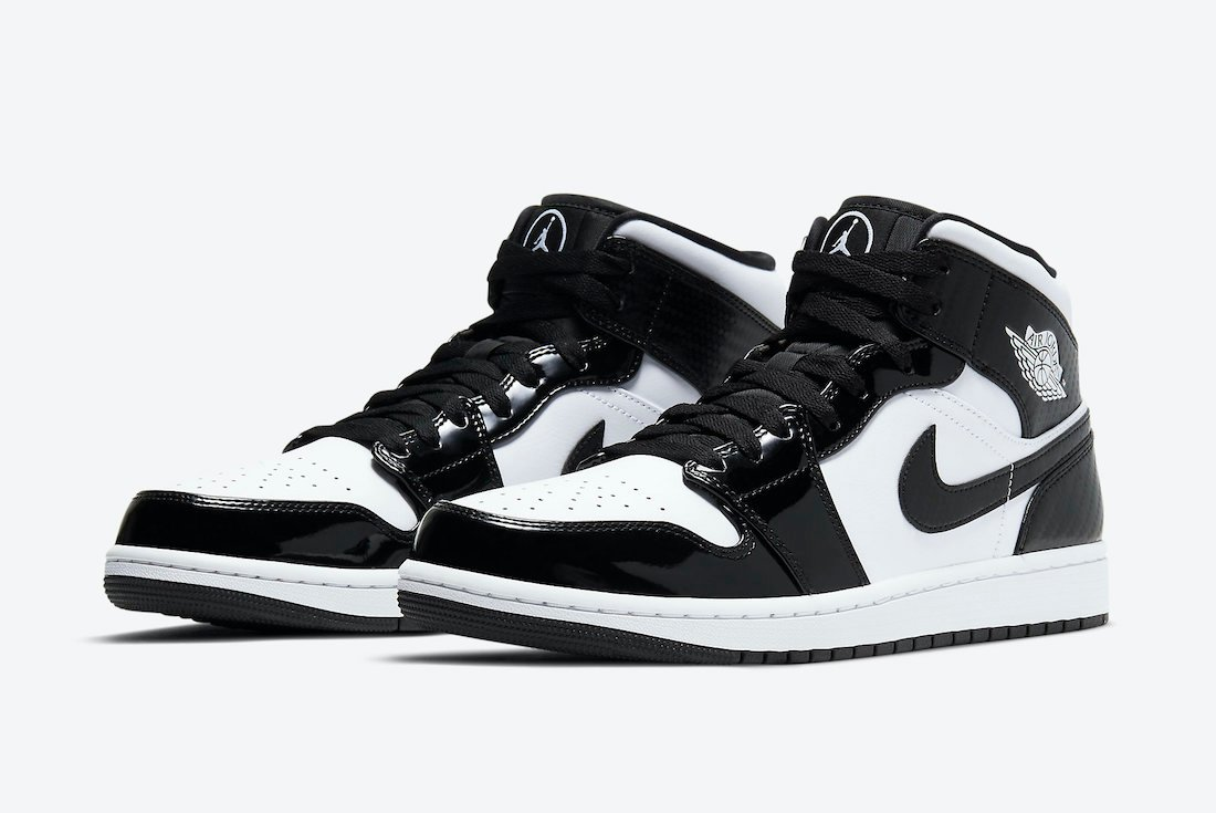 Air Jordan 1 Mid All-Star DD1649-001 Release Date Info