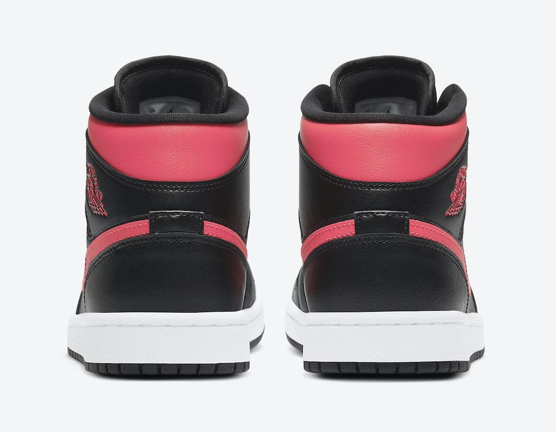 Air Jordan 1 Mid Siren Red BQ6472-004 Release Date Info