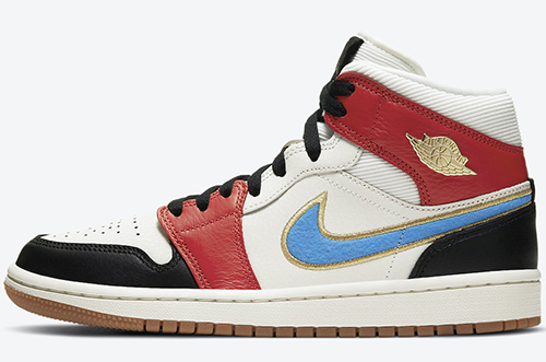 Air Jordan 1 Mid WMNS Homecoming Release Date