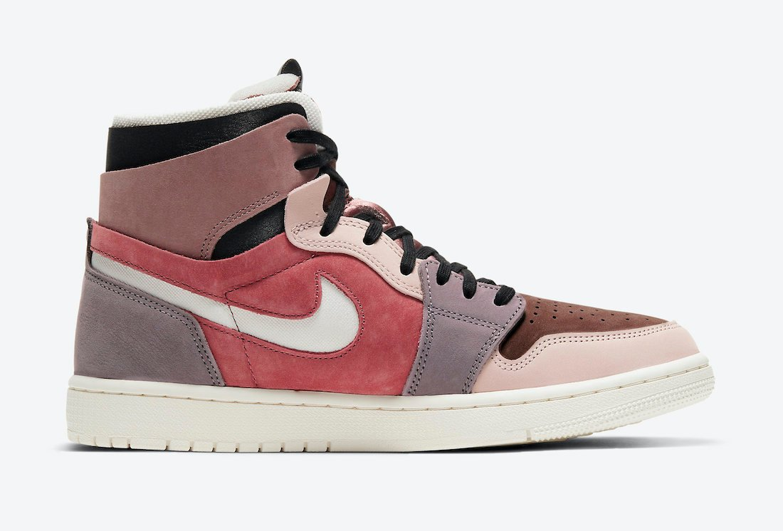 Air Jordan 1 Zoom Comfort Canyon Rust CT0979-602 Release Date Info