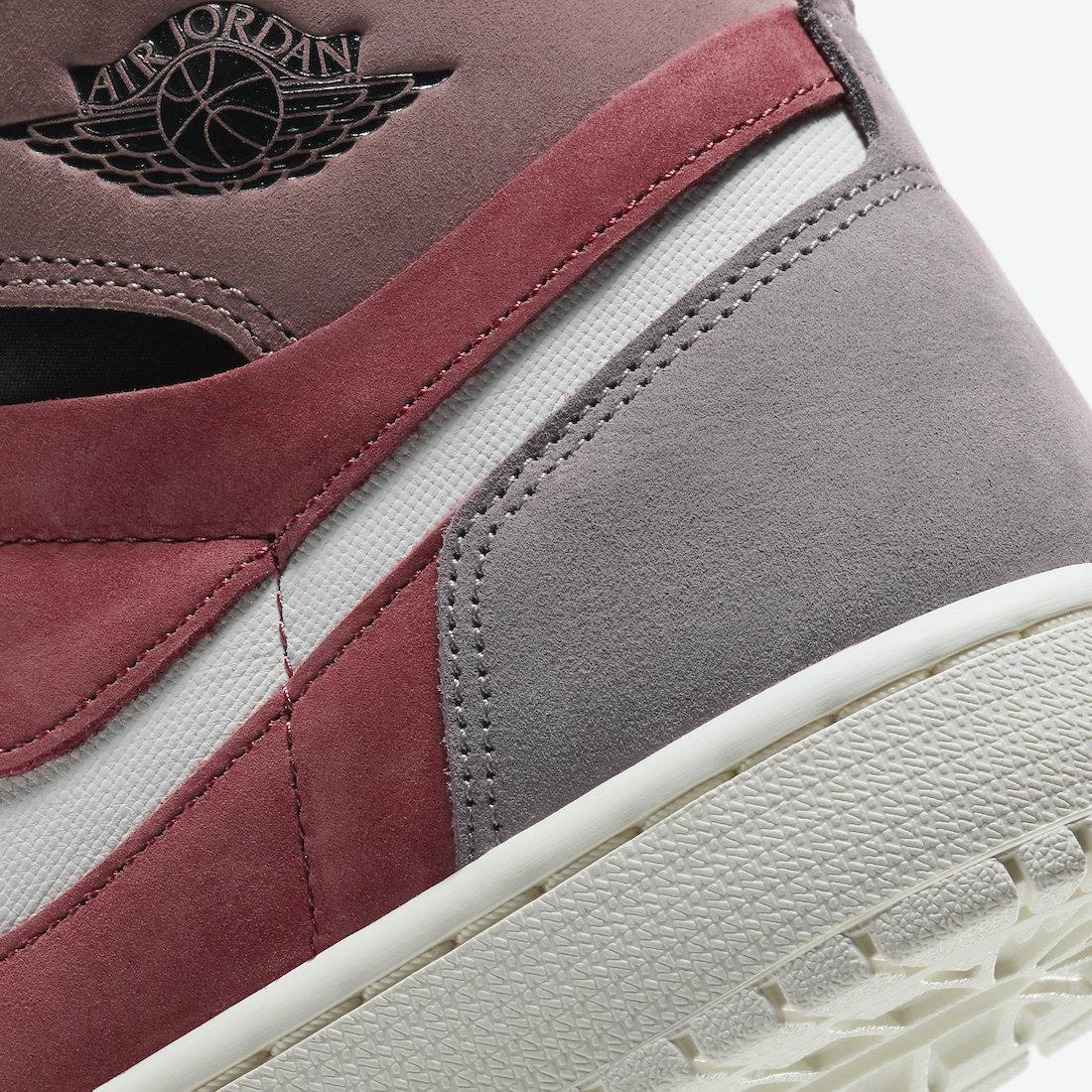 Air Jordan 1 Zoom Comfort Canyon Rust CT0979-602 Release Date Info