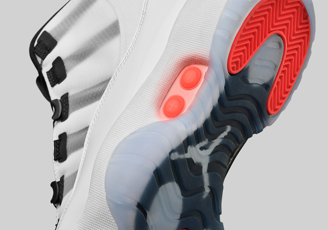 Air Jordan 11 Adapt DA7990-100 Release Date Info