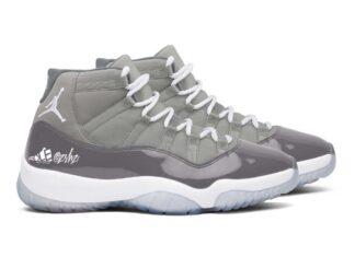 Air Jordan 11 Cool Grey 2021 CT8012-005 Release Mock-Up