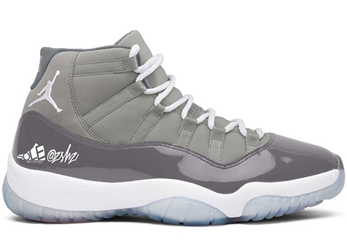 Air Jordan 11 Cool Grey 2021 Release Date
