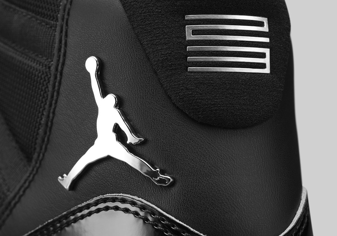 Air Jordan 11 Jubilee 25th Anniversary CT8012-011 Release Date