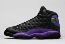 Air Jordan 13 Court Purple DJ5982-015 Mock-Up