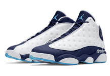 Air Jordan 13 Dark Powder Blue Obsidian 414571-144 Mock-Up