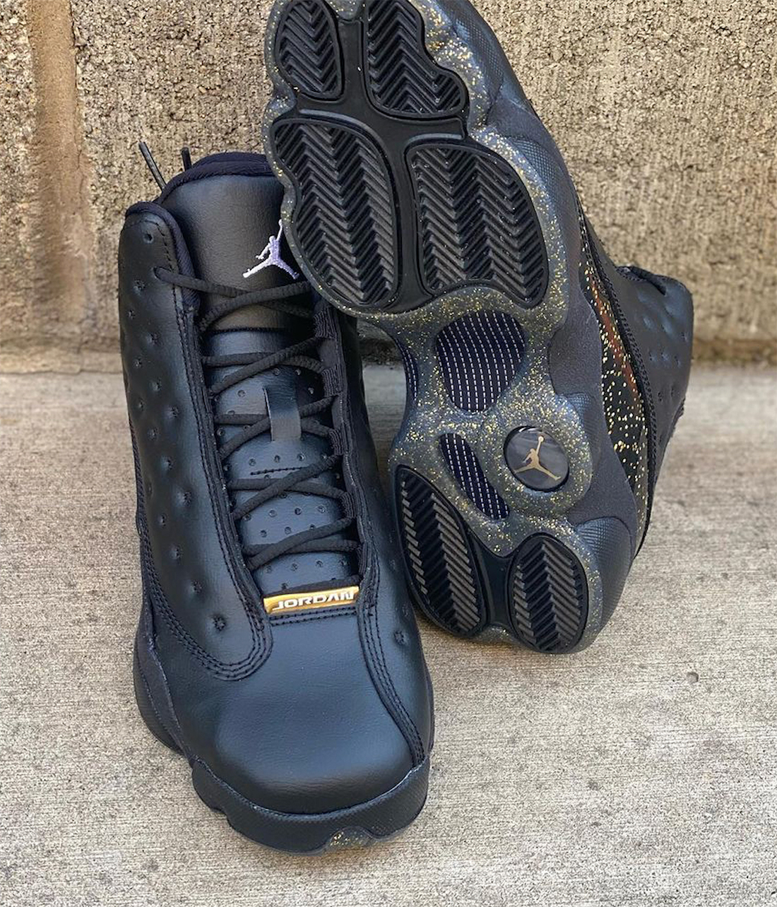 Air Jordan 13 GS Black Metallic Gold DC9443-007 Release Date Info