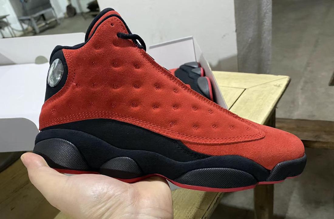 Air Jordan 13 Reverse Bred Release Date Info