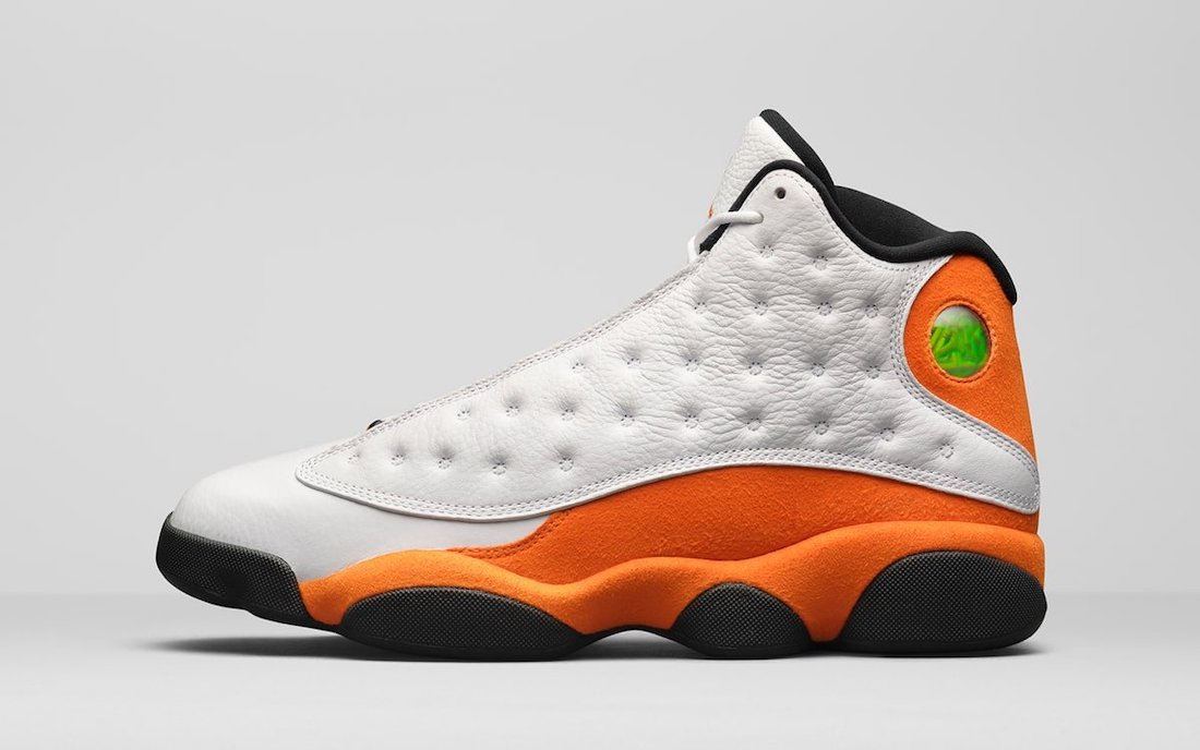 Air Jordan 13 Starfish 414571-108 Release Date