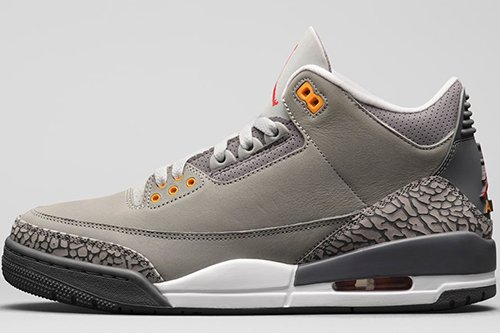 Air Jordan 3 Cool Grey 2021 Release Date