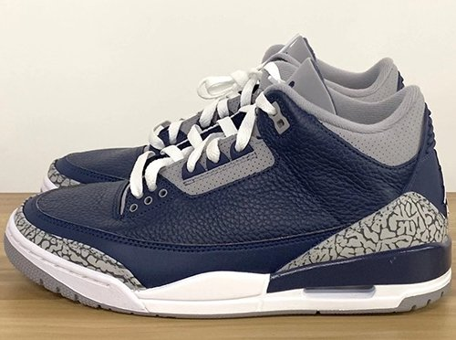 Air Jordan 3 Midnight Navy 2021 Release Date