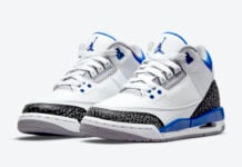 Air Jordan 3 Racer Blue GS 398614-145 Release Date