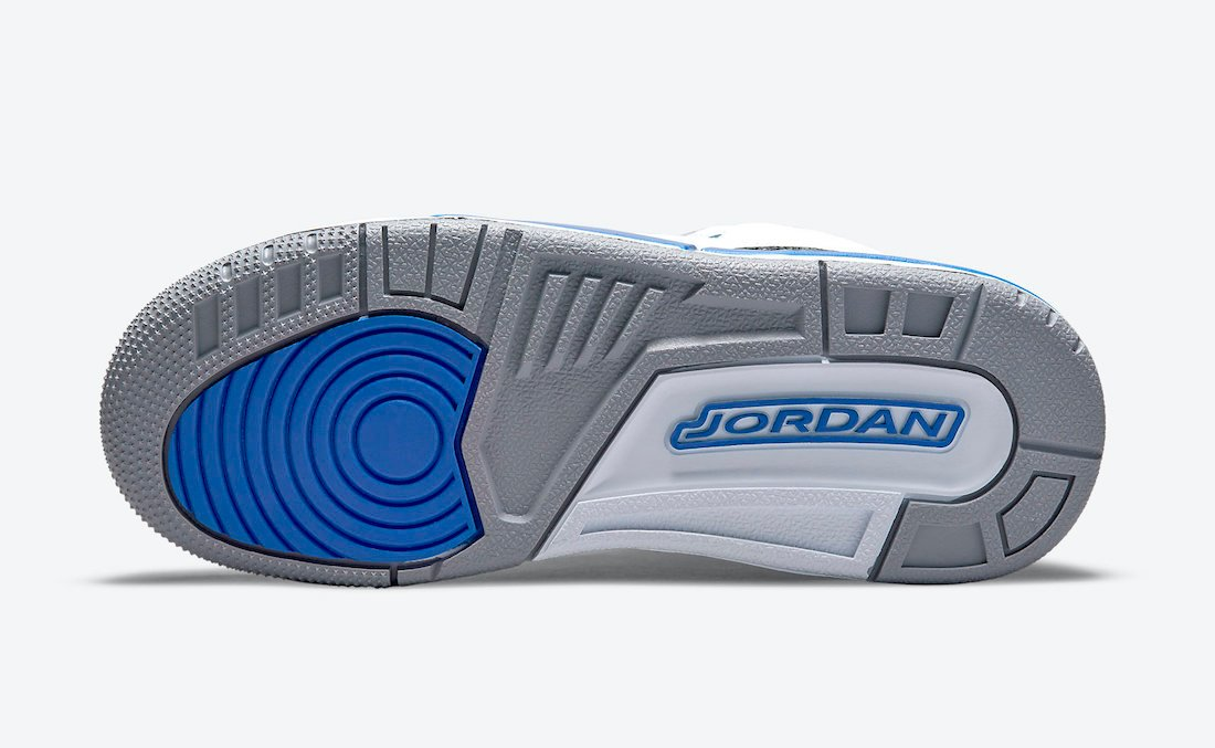 Air Jordan 3 Racer Blue GS 398614-145 Release Date