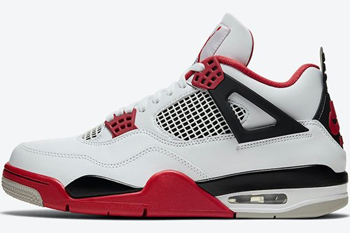 Air Jordan 4 OG Fire Red Release Date