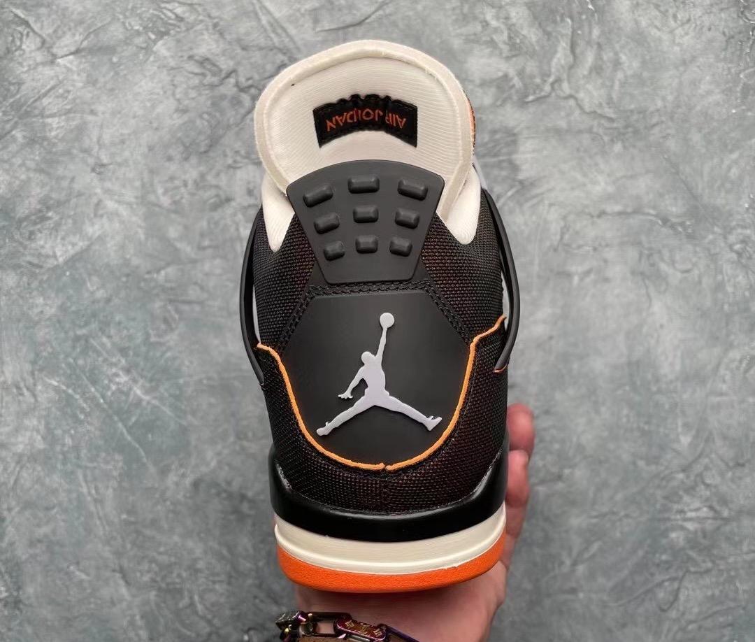 Air Jordan 4 Starfish CW7183-100 Release Details
