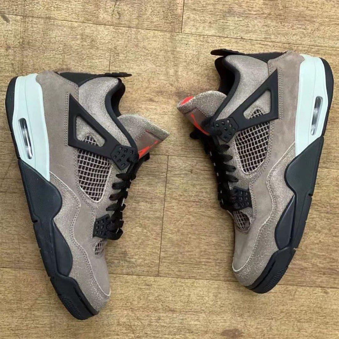 Air Jordan 4 Taupe Haze DB0732-200 Release Info Price