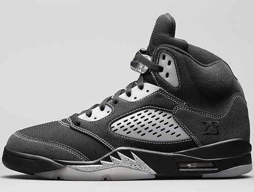 Air Jordan 5 Anthracite 2021 Release Date