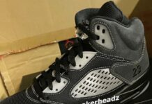 Air Jordan 5 Anthracite DB0731-001