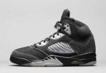 Air Jordan 5 Anthracite DB0731-001 Release Date