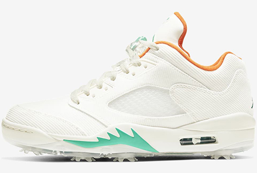 Air Jordan 5 Low Golf Lucky and Good Release Date