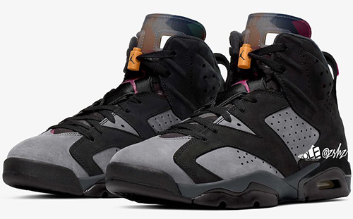 Air Jordan 6 Bordeaux 2021 Release Date