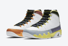Air Jordan 9 Change The World Cactus Flower CV0420-100 Release Info