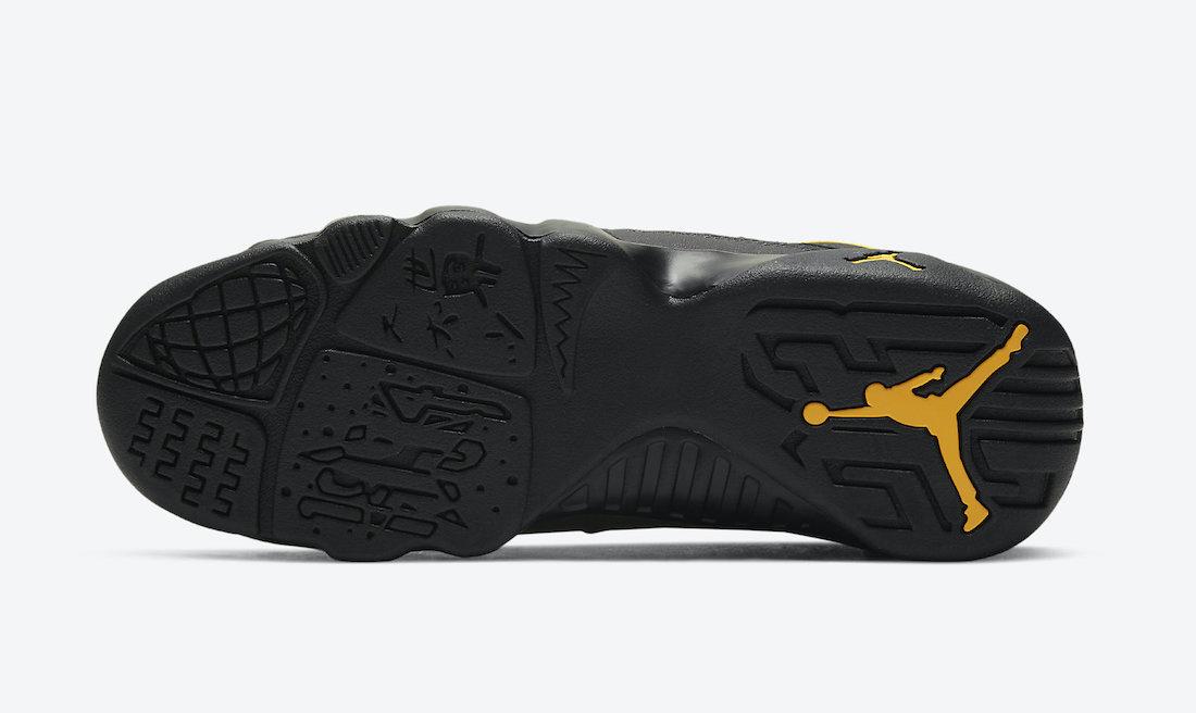 Air Jordan 9 GS University Gold 302359-070 Release Date