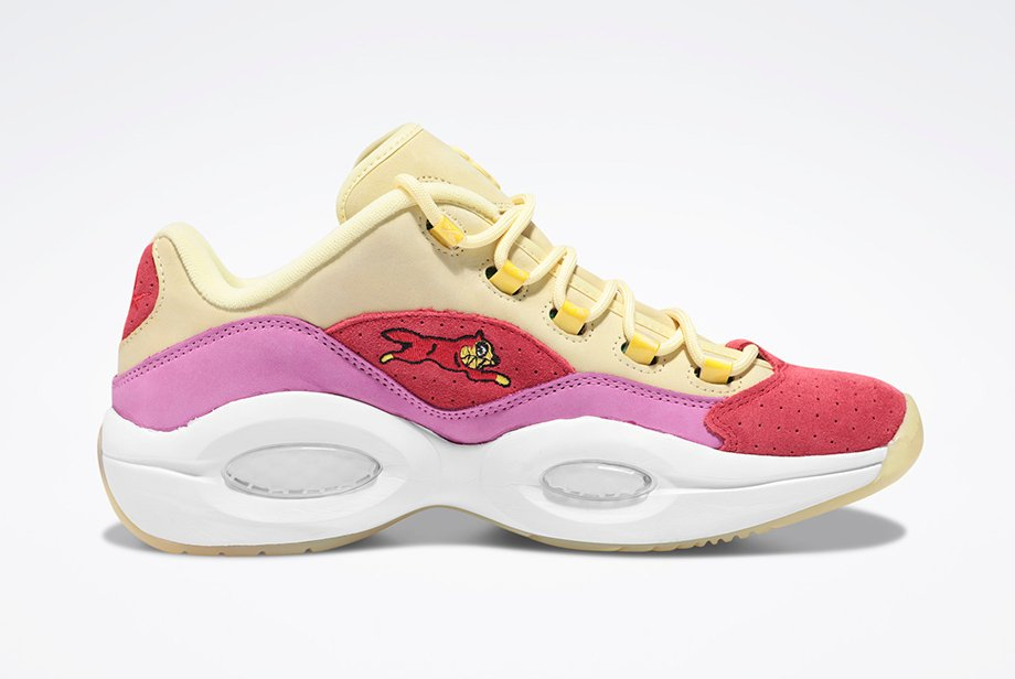 BBC Ice Cream Reebok Question Low FZ4346 Release Date Info