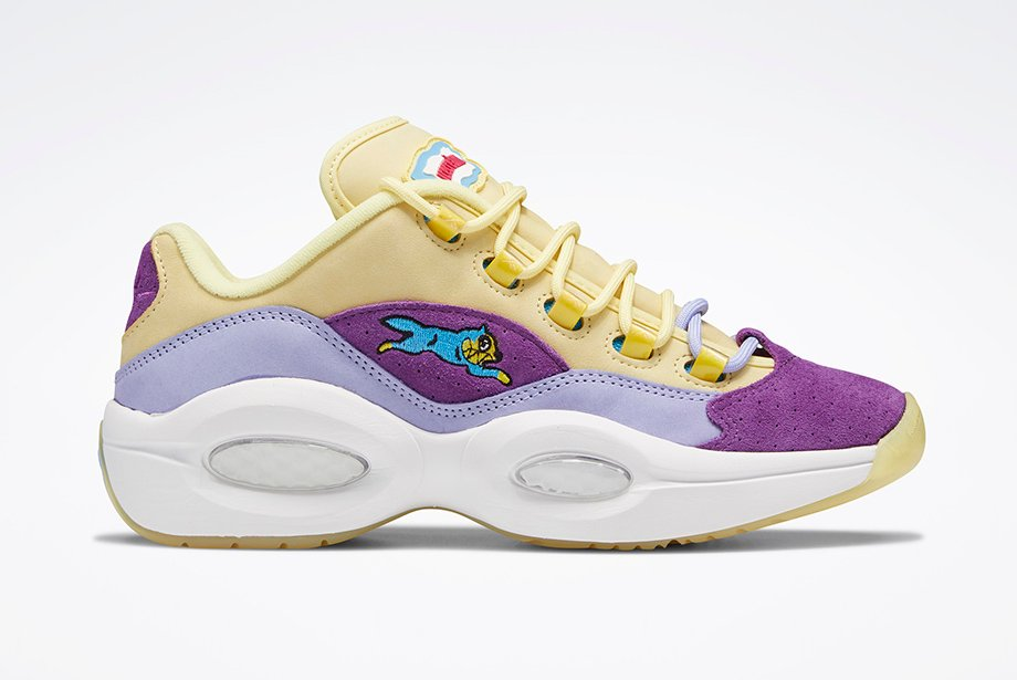 BBC Ice Cream Reebok Question Low G55351 Release Date Info