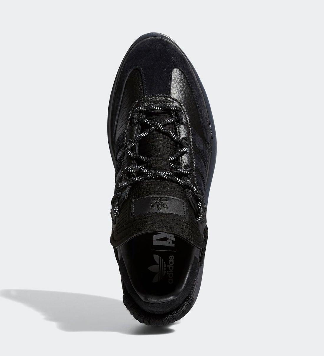 Beyonce Ivy Park adidas Sleek Super 72 Black FZ4386 Release Date Info