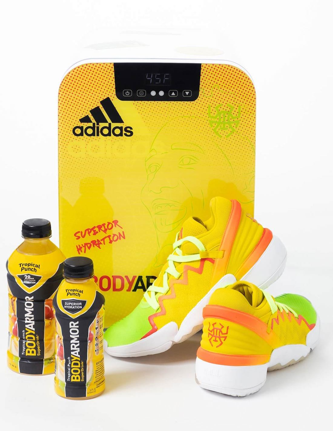 BODYARMOR adidas DON Issue 2 Release Date Info