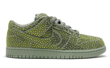 CPFM Cactus Plant Flea Market Nike Dunk Low Green CZ2670-300 Release Info