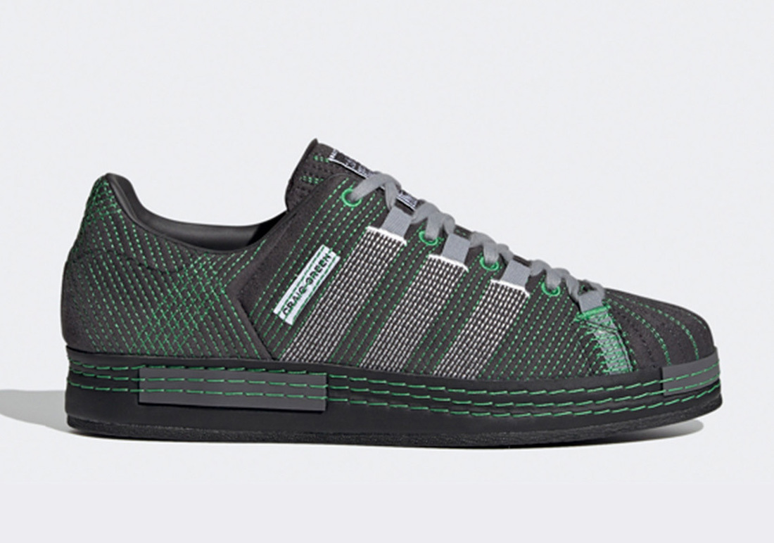 Craig Green adidas Superstar FY5709 Release Date Info