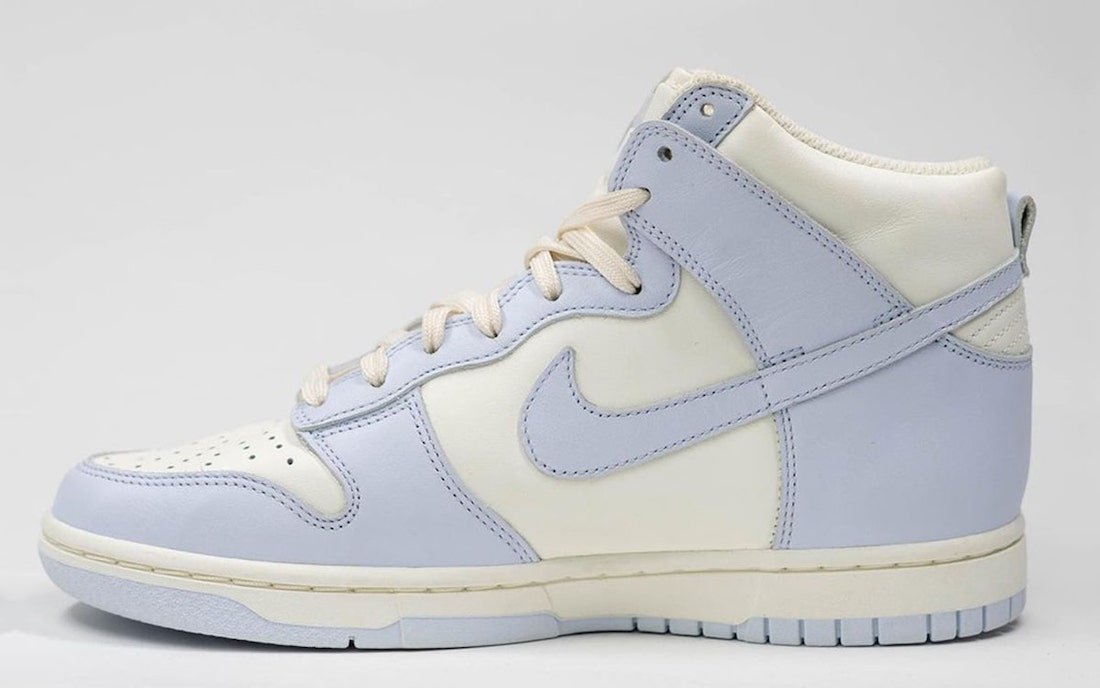 Football Grey Nike Dunk High Womens DD1869-102