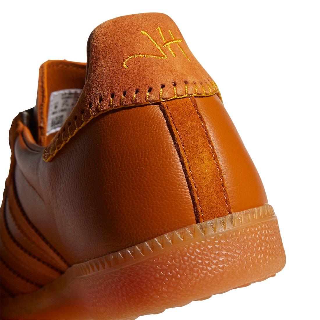 Jonah Hill adidas Samba Tech Copper FX1471 Release Date Info